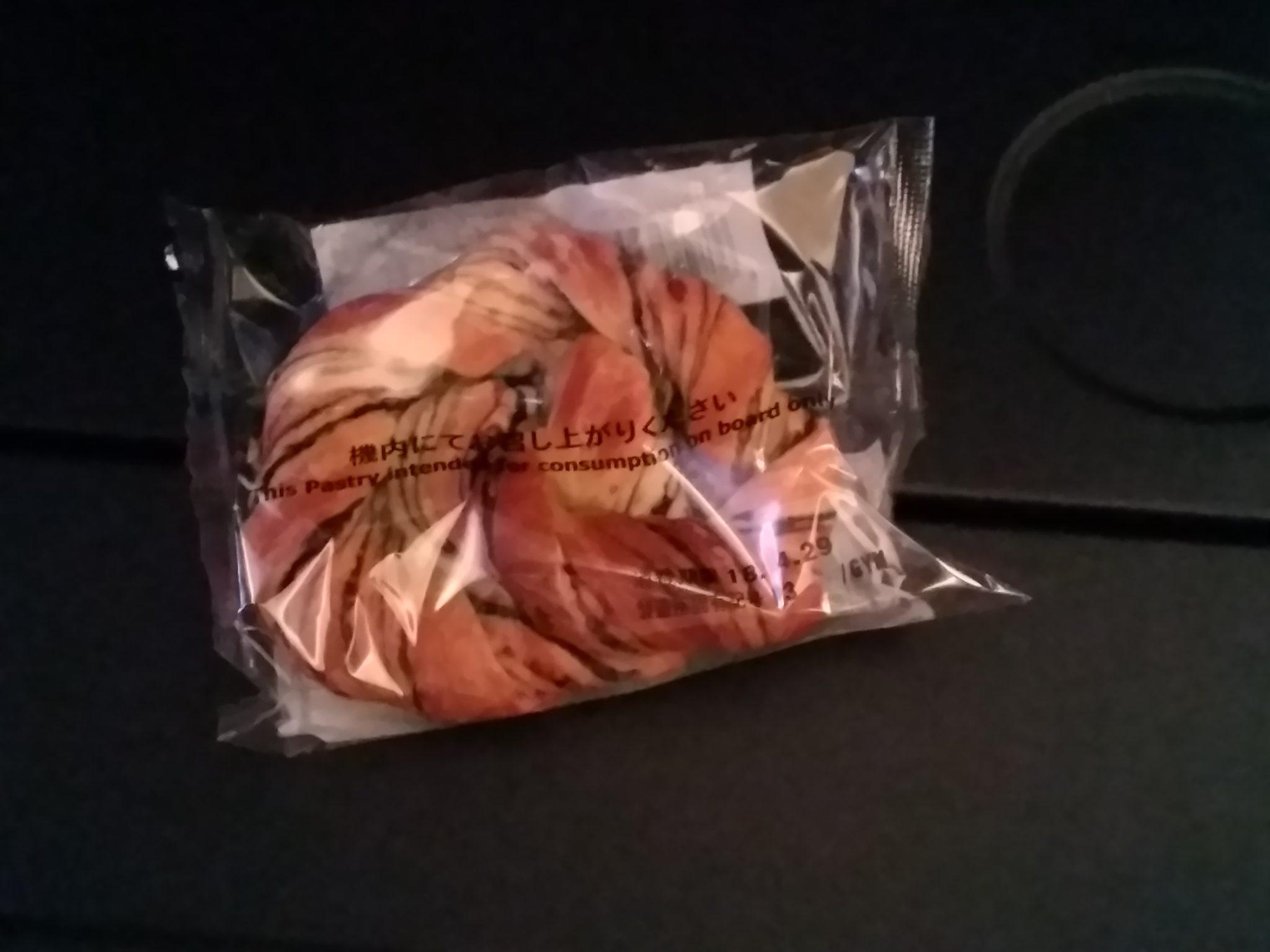 2018GW機内食パン