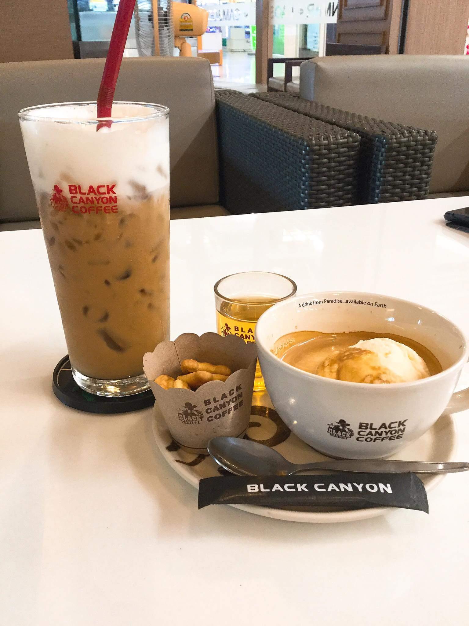 Tesco Lotus cafe
