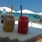 サムイ島でのビーチ
